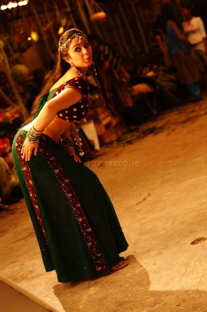 Charmi Kaur Hot Exposing Her Front  Back Beauty, Charmi -4378